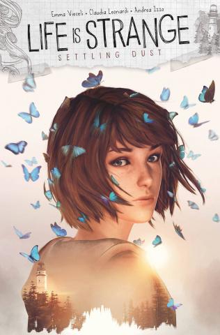 Life is Strange: Settling Dust #1 (Game Art Cover)