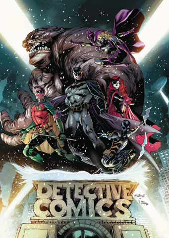 Detective Comics Vol. 1: Rise of the Batmen