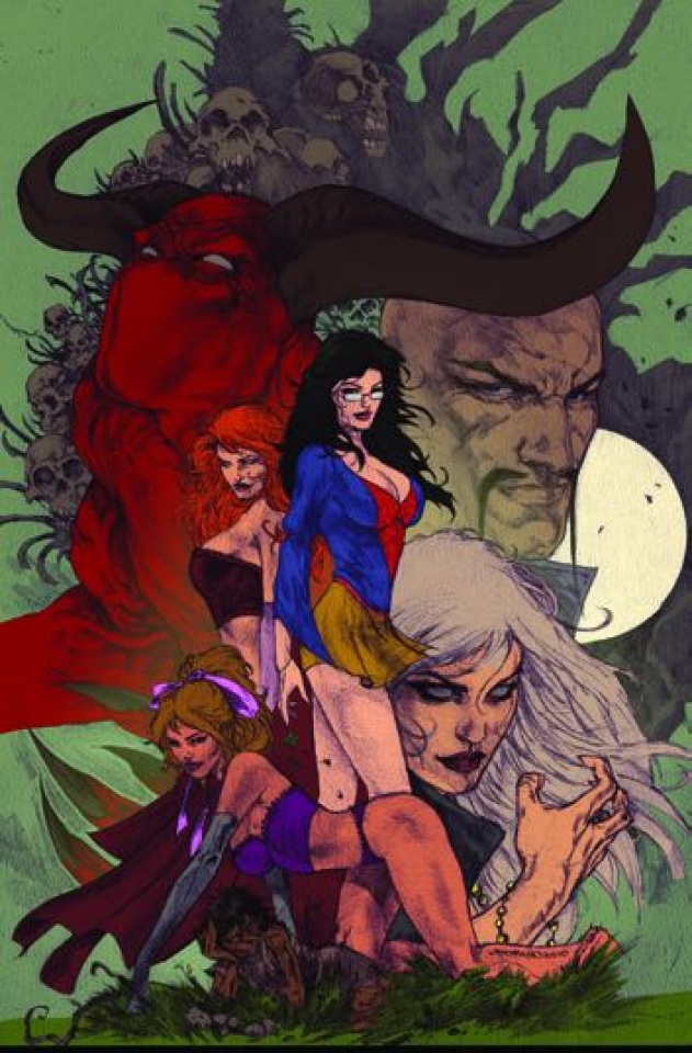 Grimm Fairy Tales Vol. 8
