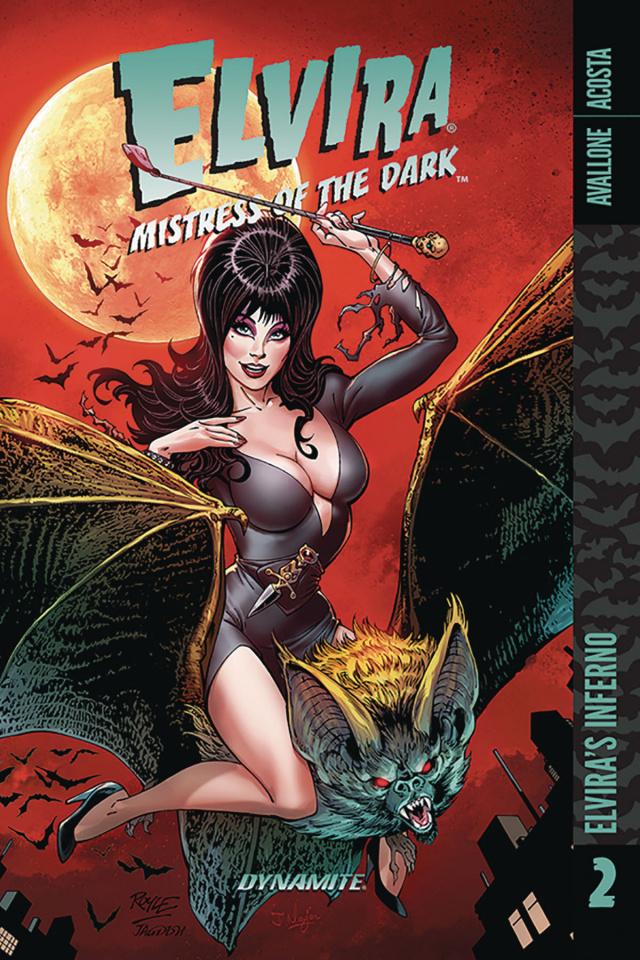 Elvira: Mistress of the Dark Vol. 2