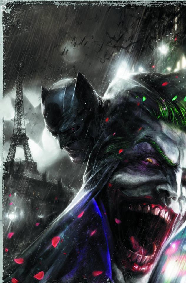 Batman: Europa #3 (Variant Cover)