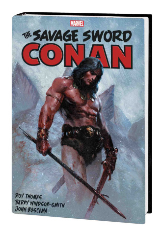 The Savage Sword of Conan: The Original Marvel Years Vol. 1 (Omnibus)