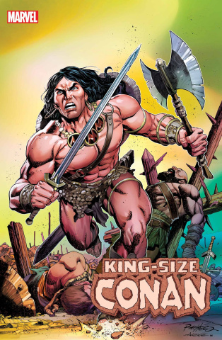 King-Size Conan #1 (Pacheco Cover)