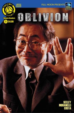 Oblivion #1 (Takei Photo Cover)