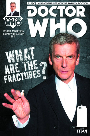 Doctor Who: New Adventures with the Twelfth Doctor #6 (Subscription Photo Cover)