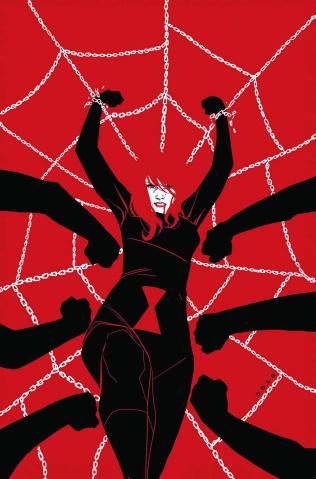 Black Widow #6 (2nd Printing)