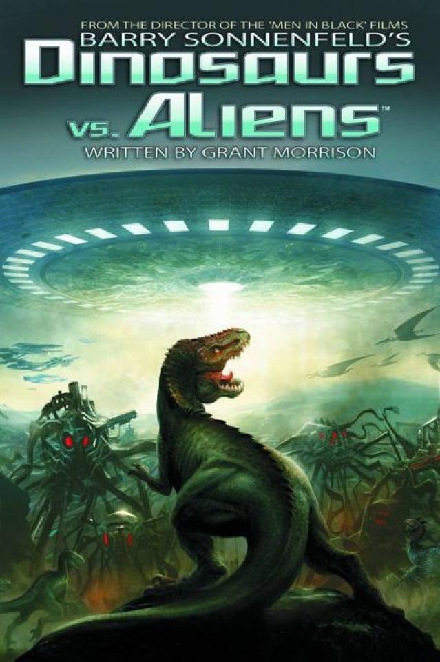 Barry Sonnenfeld's Dinosaurs vs. Aliens
