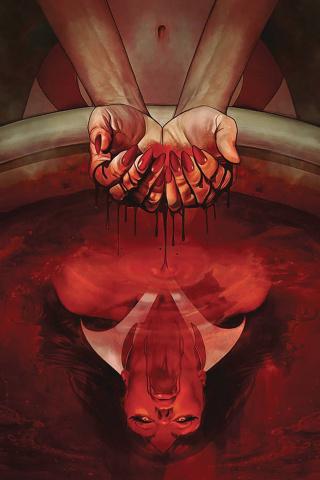 Vampirella #12 (Dalton Virgin Cover)