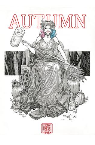 Harley Quinn #54 (Variant Cover)