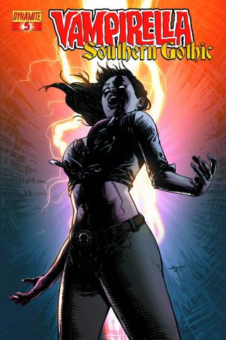 Vampirella: Southern Gothic #5