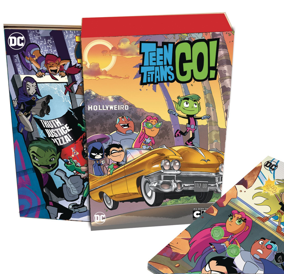 Teen Titans Go! Vol. 2 (Box Set)