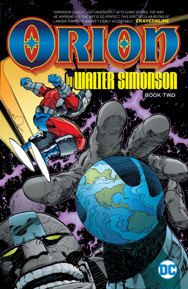 Orion by Walter Simonson Book 2