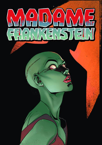 Madame Frankenstein #6