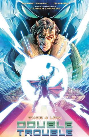 Thor & Loki: Double Trouble #1 (Carnero Stormbreakers Cover)