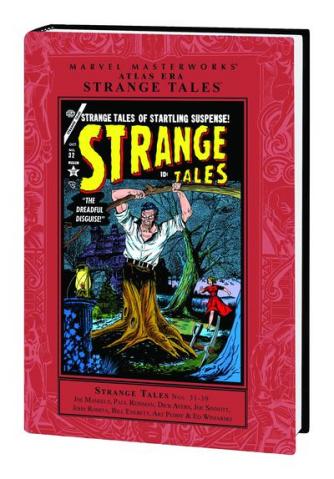 Atlas Era Strange Tales Vol. 4 (Marvel Masterworks)