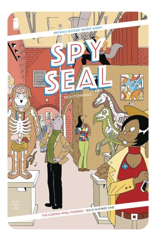 Spy Seal #1