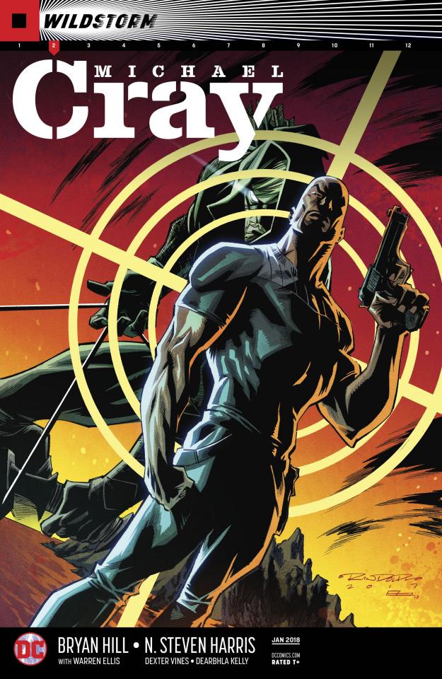 Wildstorm: Michael Cray #2 (Variant Cover)