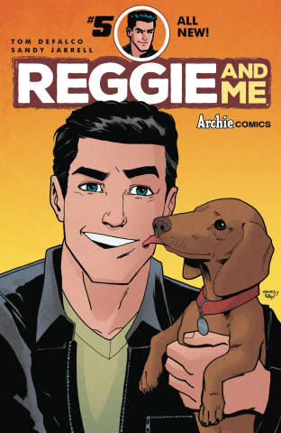 Reggie and Me #5 (Sandy Jarrell Cover)