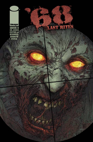 '68: Last Rites #3 (Jones & Fotos Cover)