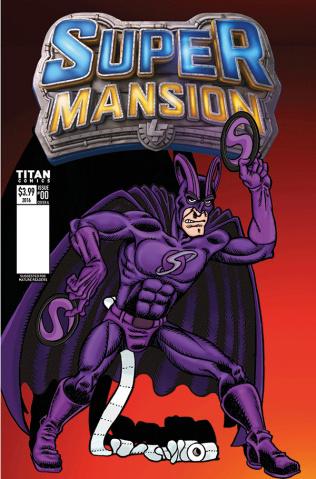 Supermansion #2 (Leach Cover)