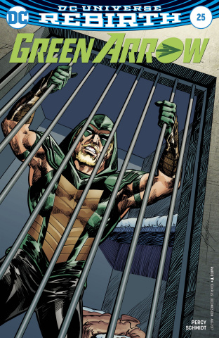 Green Arrow #25 (Variant Cover)
