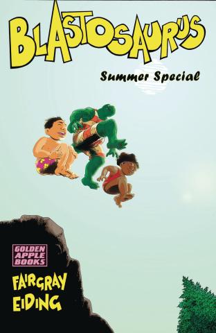 Blastosaurus Summer Special