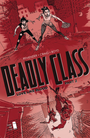 Deadly Class #33 (Craig Cover)