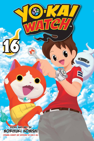 Yo-Kai Watch Vol. 16