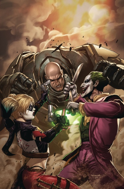Injustice: Ground Zero #10