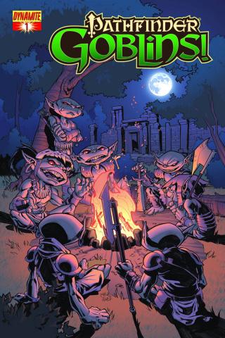 Pathfinder: Goblins! #1