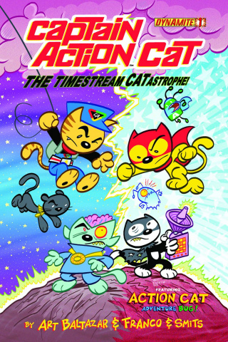 Captain Action Cat #1