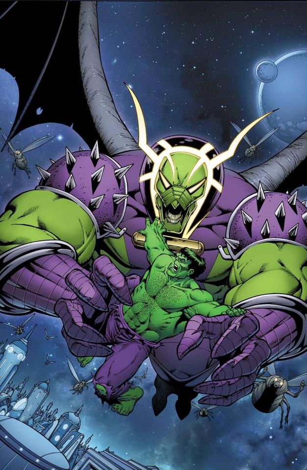 Thanos vs. Hulk #4