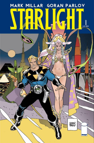 Starlight #1 (Parlov Cover)