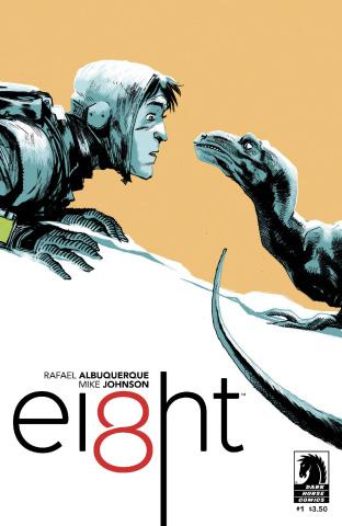 EI8HT #1 (2nd Printing)