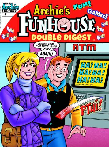 Archie's Funhouse Comics Double Digest #3