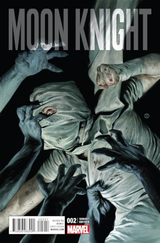 Moon Knight #2 (Tedesco Cover)
