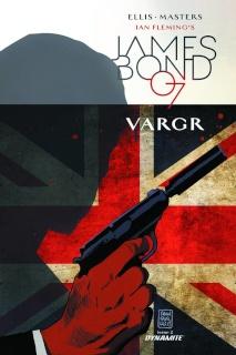 James Bond #2 (10 Copy Francavilla Unique Cover)