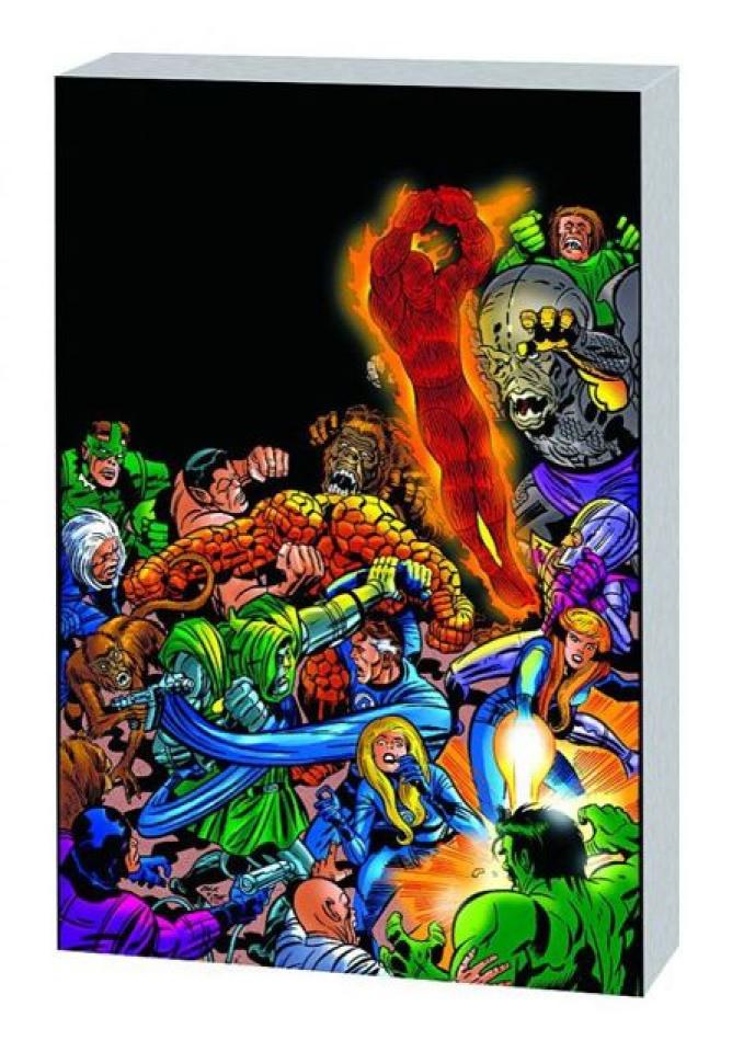 Essential Fantastic Four Vol. 5