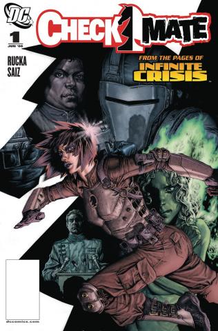 Checkmate #1 (Dollar Comics)