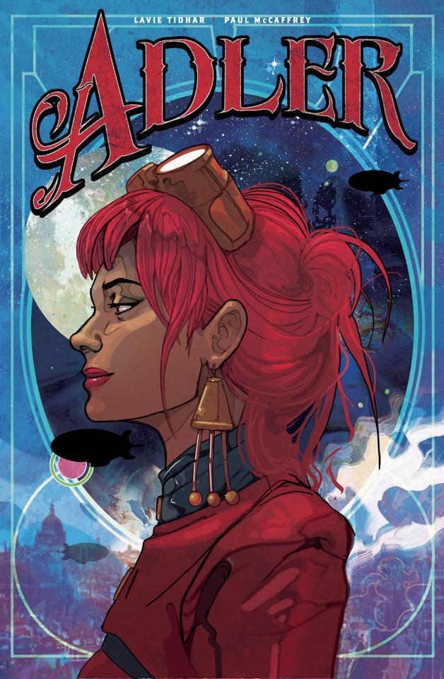 Adler #2 (Guice Cover)