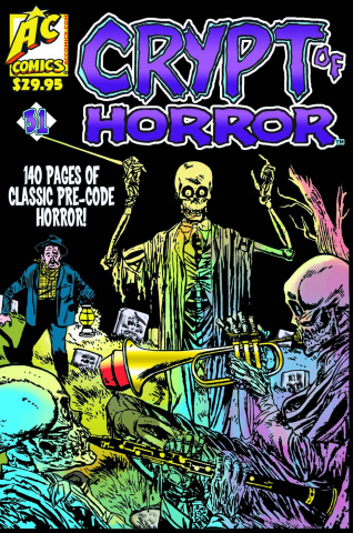 Crypt of Horror #31