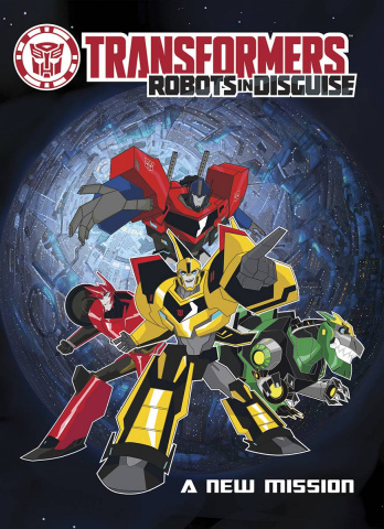 The Transformers: Robots in Disguise - A New Mission