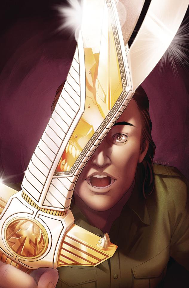 Mighty Morphin' Power Rangers #12