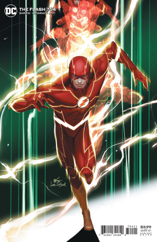 The Flash #764 (Inhyuk Lee Cover)