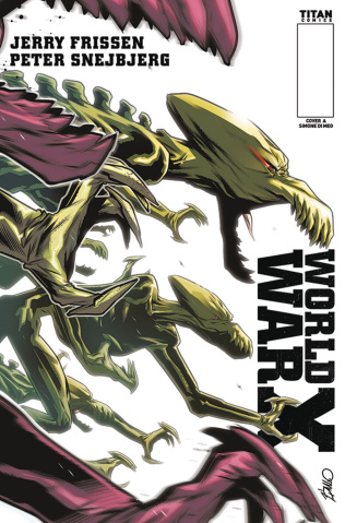 World War X #4 (Di Meo Cover)