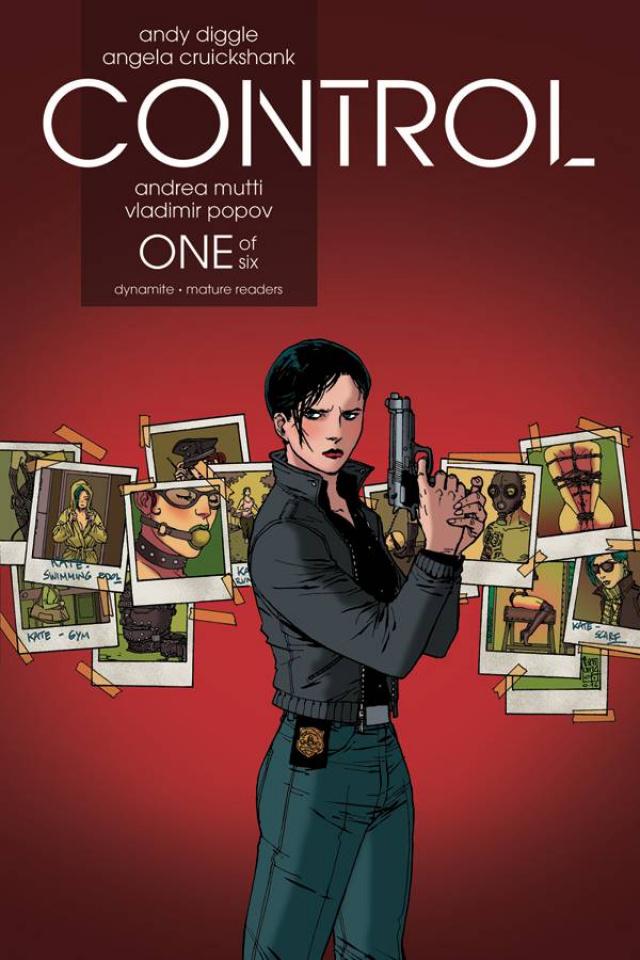 Control #1 (Camuncoli Cover)