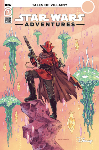 Star Wars Adventures #7 (Nick Brokenshire Cover)