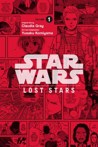 Star Wars: Lost Stars Vol. 1