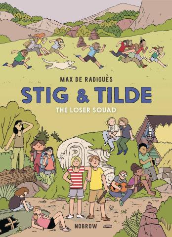 Stig & Tilde Vol. 3: The Loser Squad