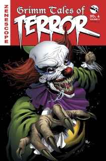 Grimm Tales of Terror #4 (Otero Cover)